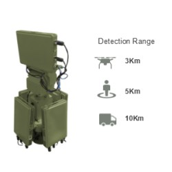3D C-BAND PHASED ARRAY RADAR