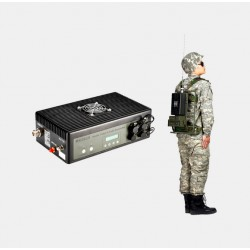 Individual-Backpack transmitter